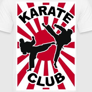 karate club 02 Tee shirts - T-shirt Homme