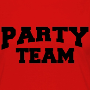 Party Team Langarmshirts - Frauen Premium Langarmshirt