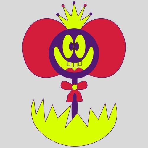 Fantasie-Philhuhn, farblich änderbar