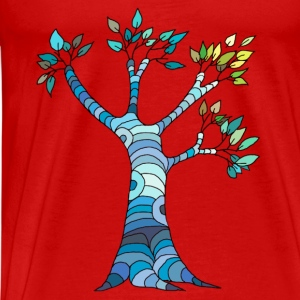 tree T-Shirts - Men's Premium T-Shirt