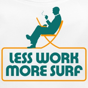 Less work, surf more ... Accessories - Baby Organic Bib