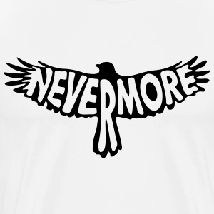 Nevermore T-Shirts - Men's Premium T-Shirt