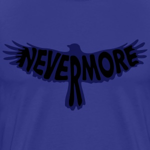 Nevermore 2C T-Shirts - Men's Premium T-Shirt