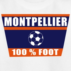 Montpellier football Tee shirts - T-shirt Ado