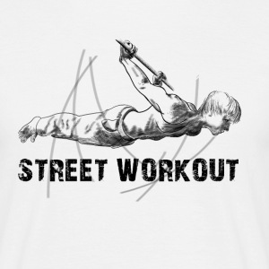 street workout T-Shirts - Men's T-Shirt