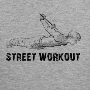 street workout Tank Tops - Men's Premium Tank Top