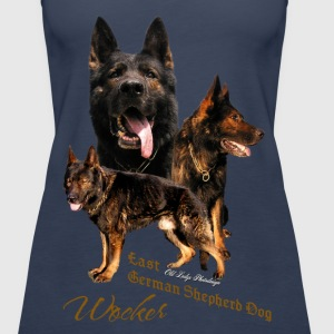 Wocker Tops - Frauen Premium Tank Top