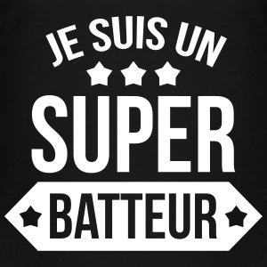 Batterie / Batteur / Musique / Rock / Music / Drum Tee shirts - T-shirt Premium Ado