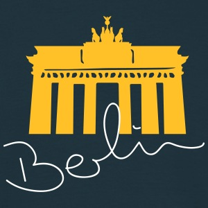 Shirt Brandenburger Tor - Männer T-Shirt