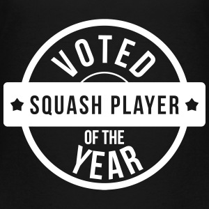 Squash Player of the year / Sport Skjorter - Premium T-skjorte for tenåringer