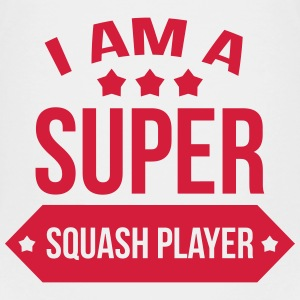 Super Squash Player / Sport Shirts - Kinderen Premium T-shirt