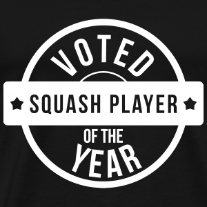 Squash Player of the year / Sport T-Shirts - Men's Premium T-Shirt