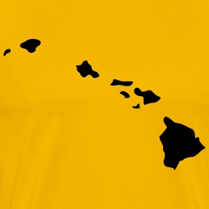 Hawaii Aloha T-Shirts - Men's Premium T-Shirt
