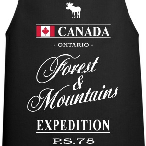 Canada - Ontario  Aprons - Cooking Apron
