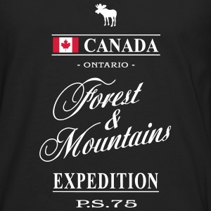 Canada - Ontario Long sleeve shirts - Men's Premium Longsleeve Shirt