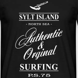 Sylt Surfing T-Shirts - Men's T-Shirt