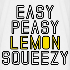 Easy Peasy - Men's T-Shirt
