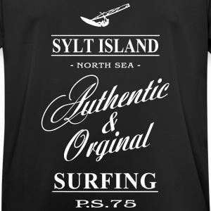 Sylt Surfing T-Shirts - Men's Breathable T-Shirt