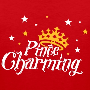 Pince Charming Tank Tops - Men's Premium Tank Top