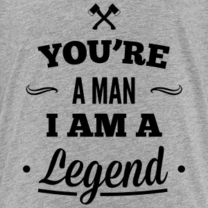 legend3_1f Shirts - Teenager Premium T-shirt