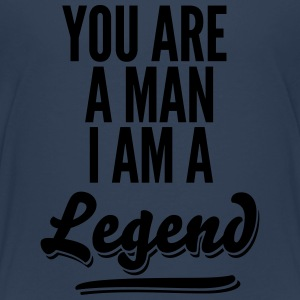 legend2_1f Shirts - Teenager Premium T-shirt