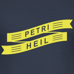 Petri Heil - Männer Slim Fit T-Shirt