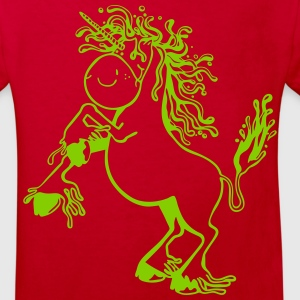 Cute Unicorn Shirts - Kids' Organic T-shirt