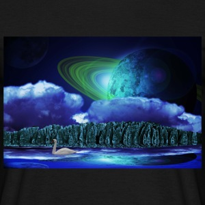 Space ART - T-shirt Homme
