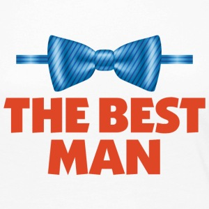 The Best Man Long Sleeve Shirts - Women's Premium Longsleeve Shirt