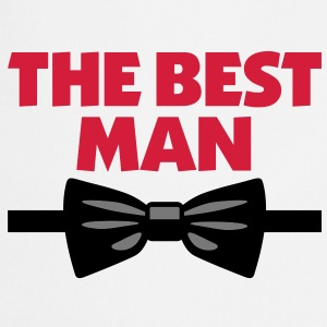The Best Man  Aprons - Cooking Apron
