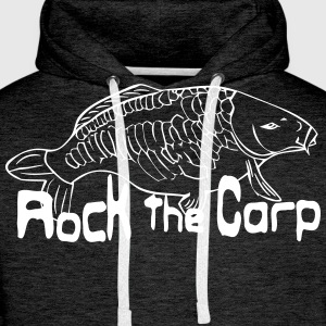 carp carphunter Hoodies & Sweatshirts - Men's Premium Hoodie