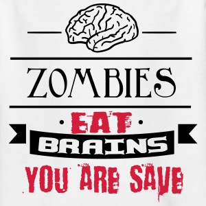 zombie_2__2f T-Shirts - Teenager T-Shirt