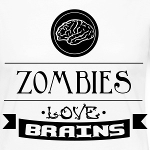 (zombie_1f) Long Sleeve Shirts - Women's Premium Longsleeve Shirt