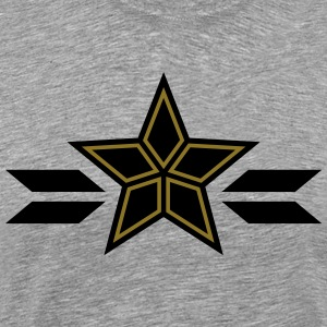 Hero Star, Superhero, Winner, Champion, Sports,  T-Shirts - Men's Premium T-Shirt
