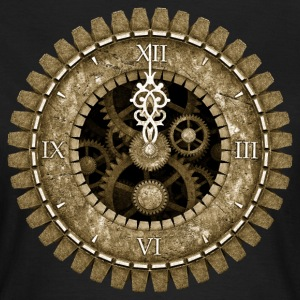 Vintage Steampunk Clock #2 Women's T-Shirt - Frauen T-Shirt