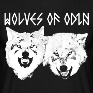 Wolves Of Odin - Männer T-Shirt