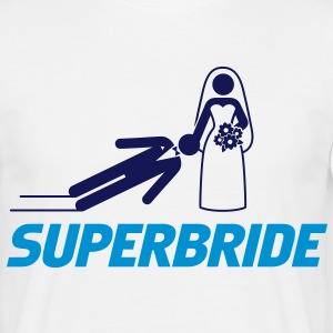Super Bride! T-shirts - T-shirt herr
