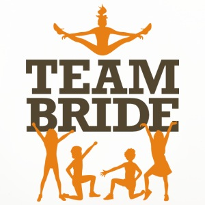 Team Bride! Mugs & Drinkware - Coasters (set of 4)