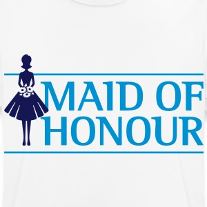 The maid of honor T-Shirts - Men's Breathable T-Shirt
