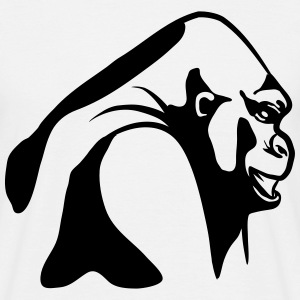monkey gorilla T-Shirts - Men's T-Shirt