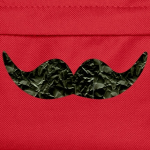 Mustache made of paper (b) Bags & Backpacks - Kids' Backpack