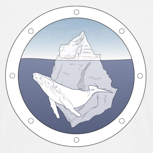 ballena iceberg