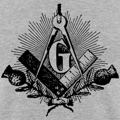 freemason symbol, masonic square & compass