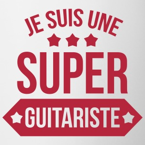 Guitariste / Guitare / Rock / Metal / Musique Mugs & Drinkware - Mug