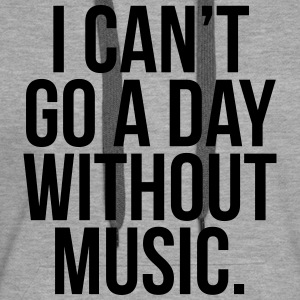 A Day Without Music  Pullover & Hoodies - Frauen Premium Hoodie