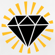 sparkling_diamond_2f T-Shirts