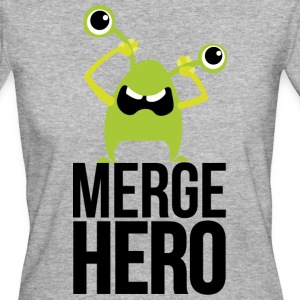 Monster Merge Hero T-Shirts - Women's Organic T-shirt
