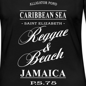Jamaica - Reggae & Beach Long Sleeve Shirts - Women's Premium Longsleeve Shirt