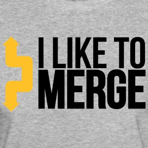 merge_hero4_2f T-Shirts - Women's Organic T-shirt