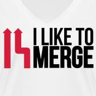 Ich liebe Merge T-Shirts